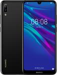 Huawei Y6 (2019) in zwart