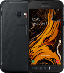 Samsung Xcover 4s in zwart