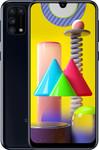 Samsung Galaxy M31 in zwart