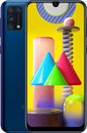 Samsung Galaxy M31 in blauw