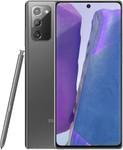 Samsung Galaxy Note 20 in grijs