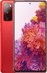 Samsung Galaxy S20 FE (5G) in rood
