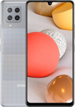 Samsung Galaxy A42 in grijs