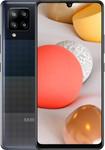 Samsung Galaxy A42 in zwart