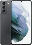 Samsung Galaxy S21 in grijs