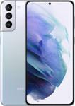 Samsung Galaxy S21 Plus in zilver