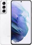 Samsung Galaxy S21 in wit