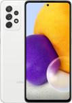 Samsung Galaxy A72 in wit