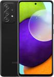 Samsung Galaxy A52 (4G) in zwart