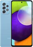 Samsung Galaxy A52 (4G) in blauw