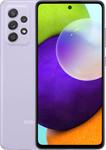 Samsung Galaxy A52 (4G) in paars