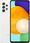 Samsung Galaxy A52 (5G) in blanc