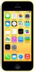 iPhone 5c in geel