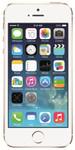 iPhone 5s in goud
