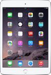 iPad Mini 3 in zilver (witte voorkant)