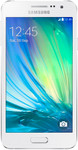 Samsung Galaxy A3 (2015) in wit