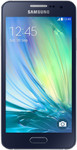 Samsung Galaxy A3 (2015) in zwart