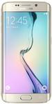 Samsung Galaxy S6 Edge in goud