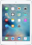 iPad Air 2 in zilver (witte voorkant)