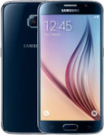 Samsung Galaxy S6 in zwart