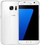 Samsung Galaxy S7 in blanc