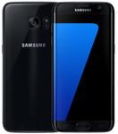 Samsung Galaxy S7 Edge in zwart