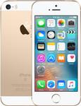 iPhone SE (2016) in goud