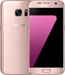 Samsung Galaxy S7 in rose