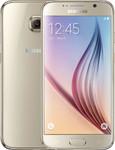 Samsung Galaxy S6 in goud