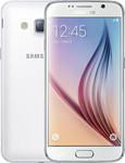 Samsung Galaxy S6 in wit