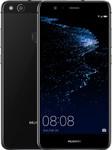 Huawei P10 Lite in noir