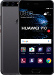 Huawei P10 in noir