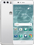 Huawei P10 in argent