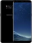 Samsung Galaxy S8 in zwart
