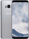 Samsung Galaxy S8 in zilver