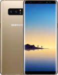 Samsung Galaxy Note 8 in goud