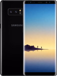 Samsung Galaxy Note 8 in zwart