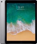 iPad Pro 12,9 inch (2017) in spacegrey (zwarte voorkant)