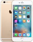 iPhone 6s Plus in goud