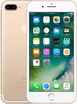 iPhone 7 Plus in goud
