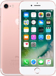 iPhone 7 in or rose