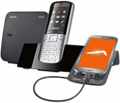 Gigaset SL400A + LM550 Android Dock