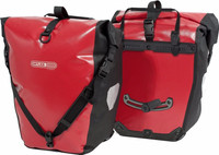 Ortlieb Back-Roller Classic QL2.1 Red/Black (paar)