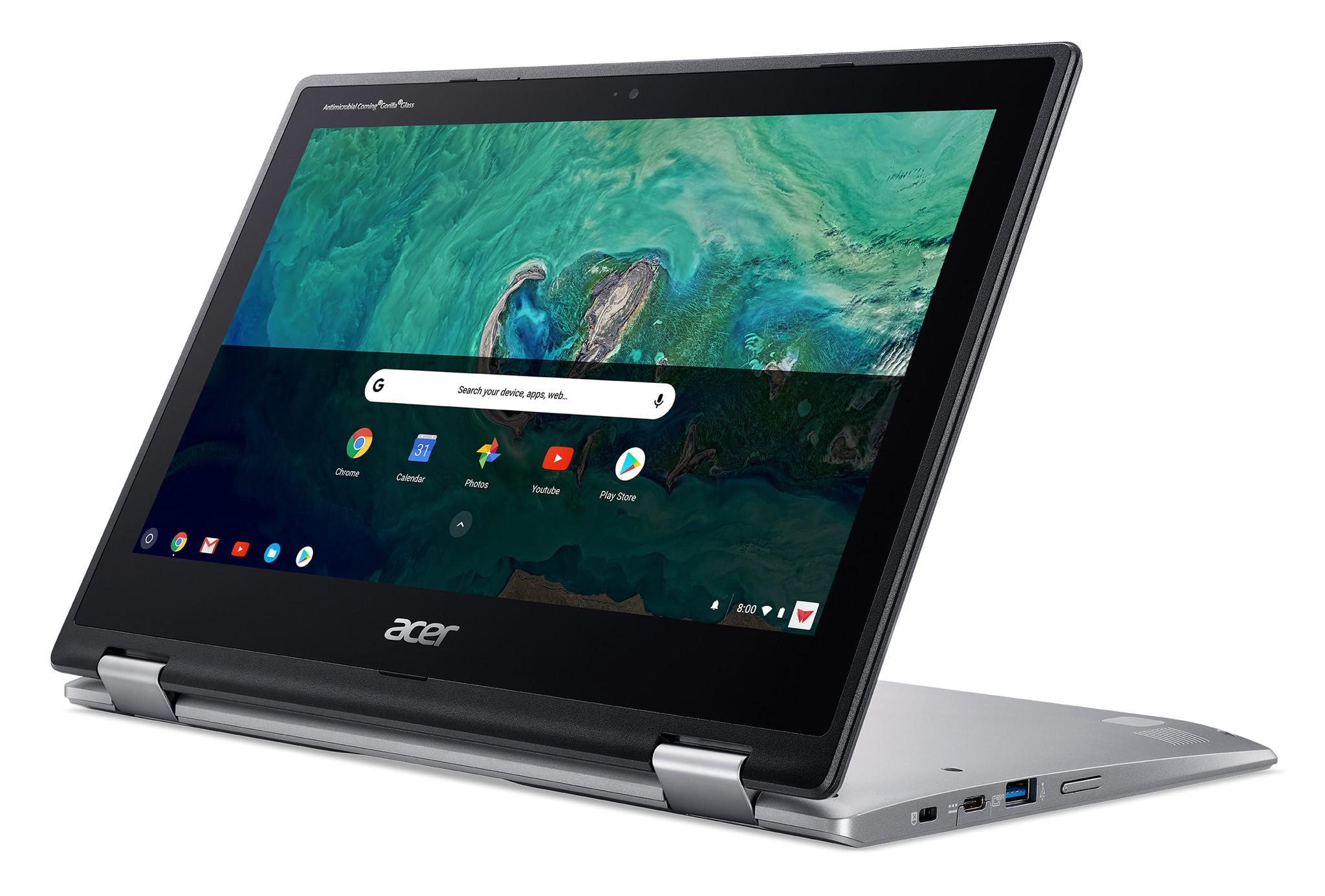Acer Chromebook Spin 311 CP311 - Chromebook laptop voor middelbare scholieren