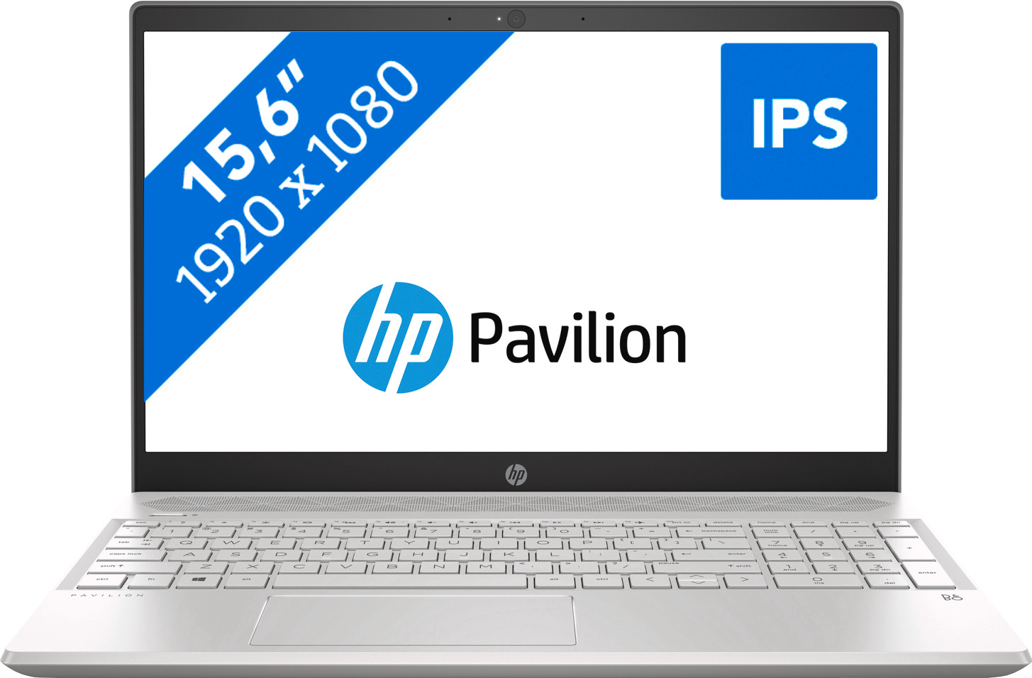 HP Pavilion - beste laptop voor videobewerking