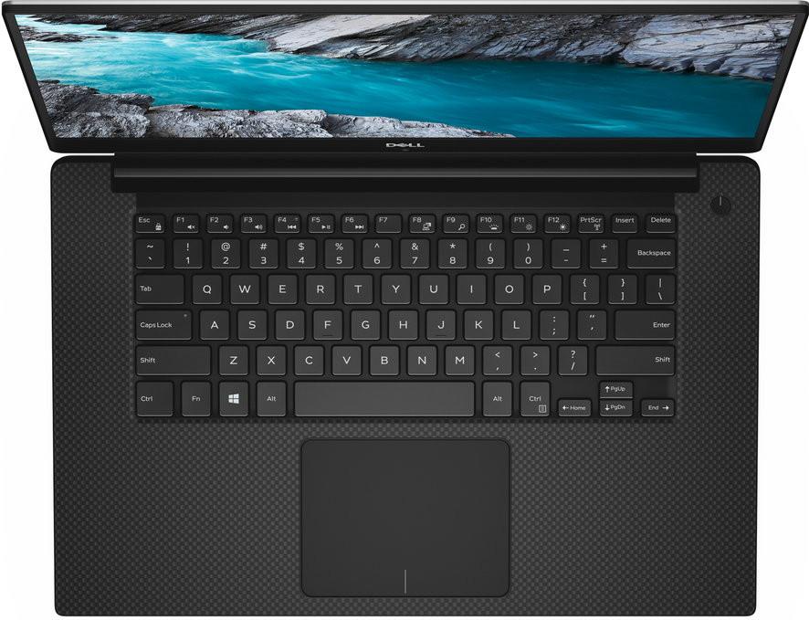 Dell XPS 15 9570 CNX97005 bovenkant