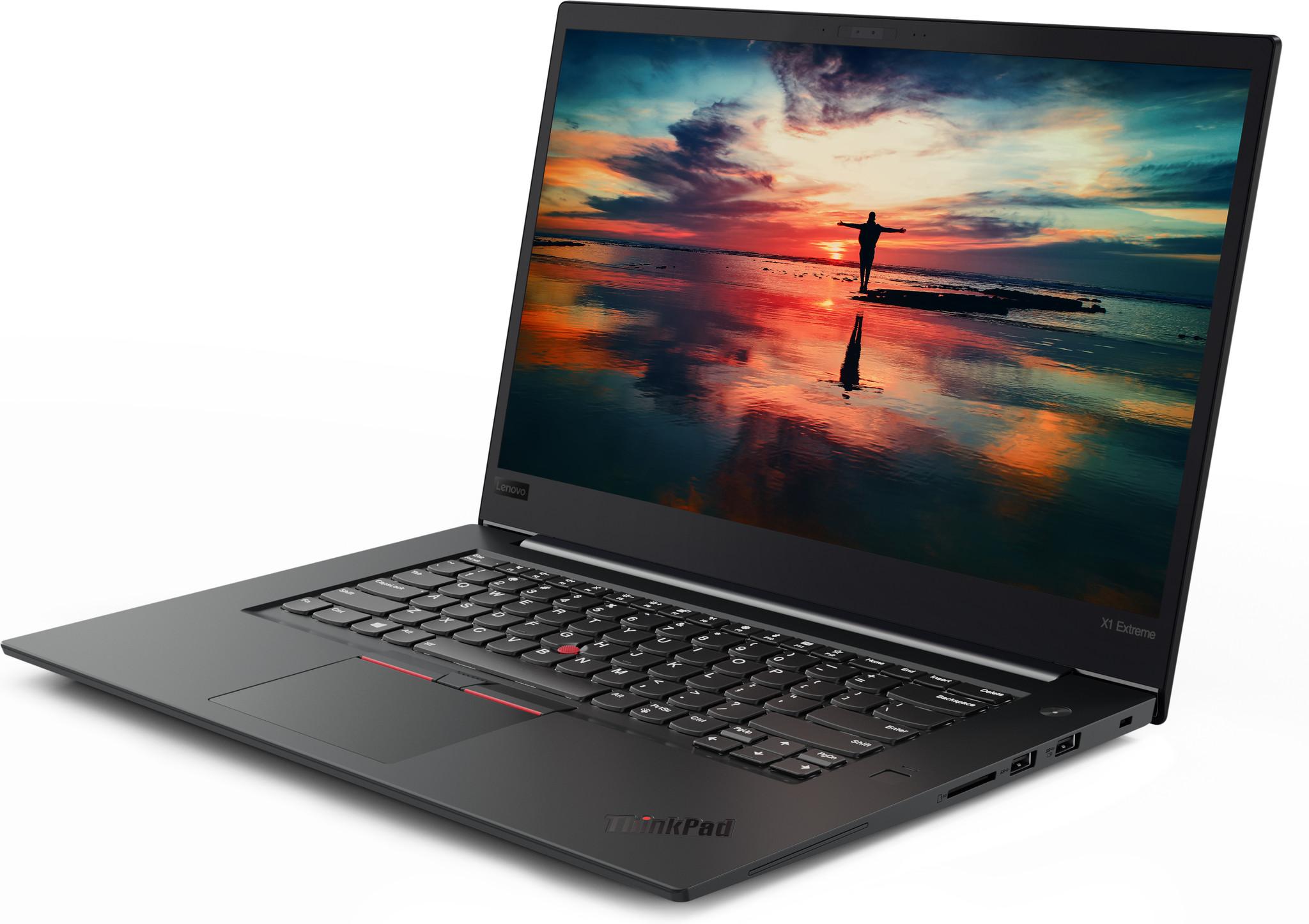 Lenovo ThinkPad X1 Extreme - 20QV001FMH rechterkant