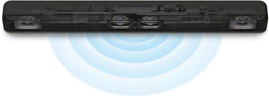 Sony HT-X8500 visual supplier