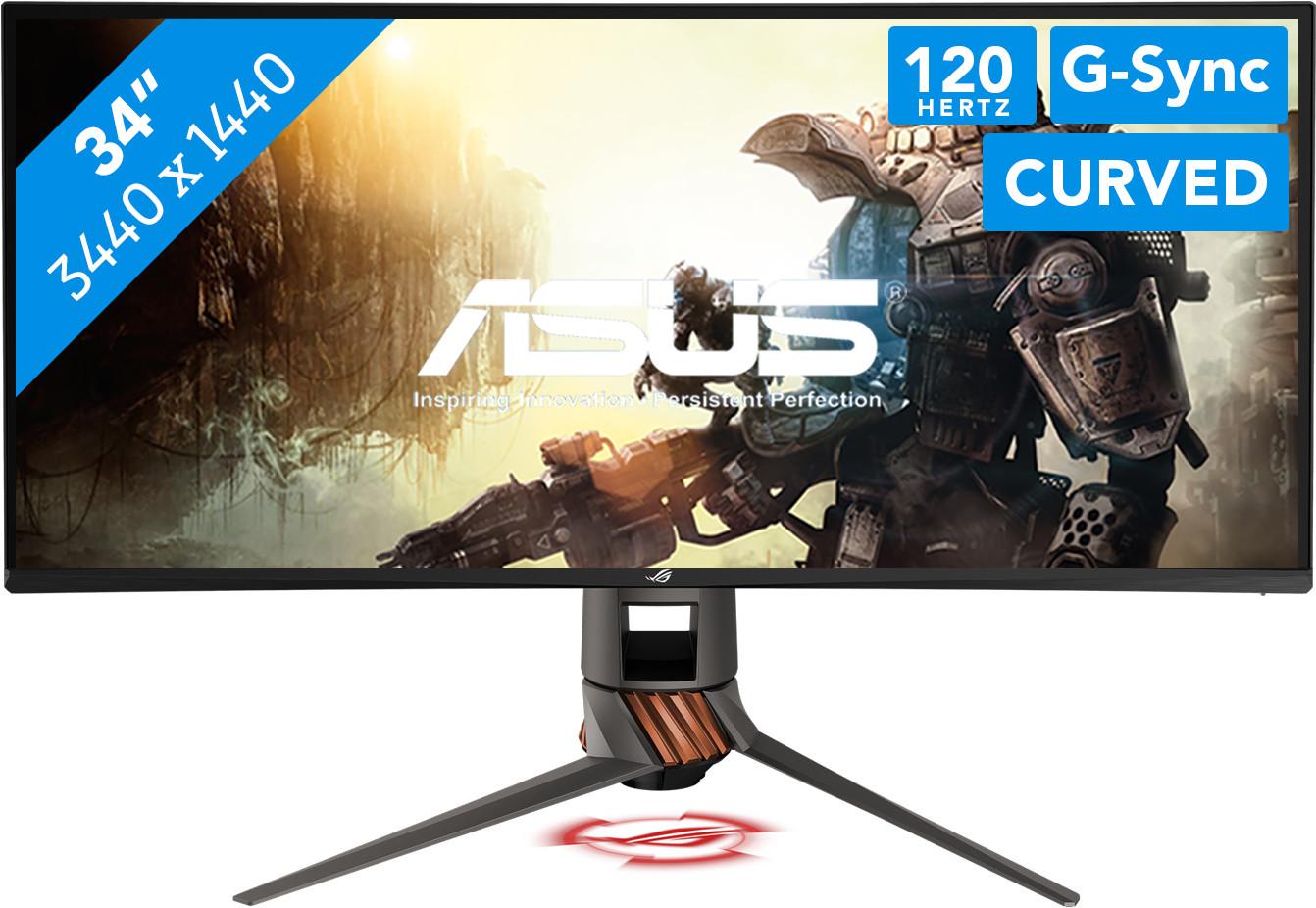 Asus ROG Swift PG349Q - gaming monitoren