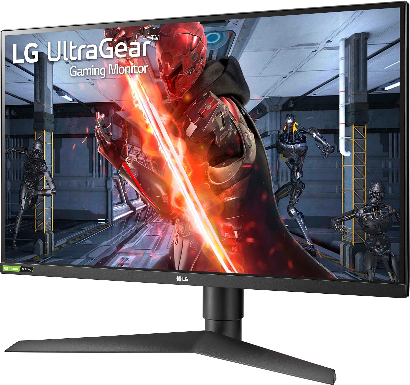 LG 27GN750 UltraGear - Gaming monitor IPS paneel